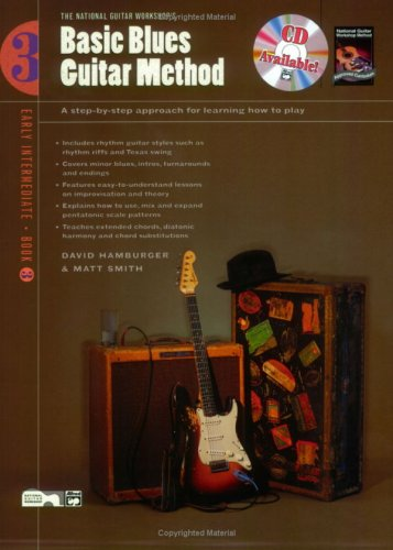 9780739011416: Basic Blues Guitar Method, Bk 3: A Step-by-Step Approach for Learning How to Play