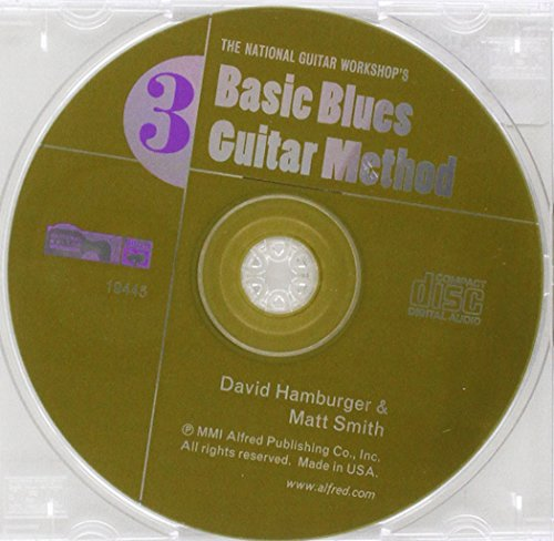 9780739011430: Basic Blues Guitar Method, Bk 3: A Step-by-Step Approach for Learning How to Play