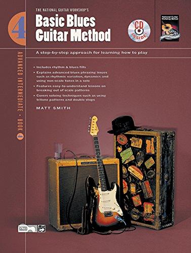 9780739011454: Basic Blues Guitar Method: Book 4 (Book & CD)