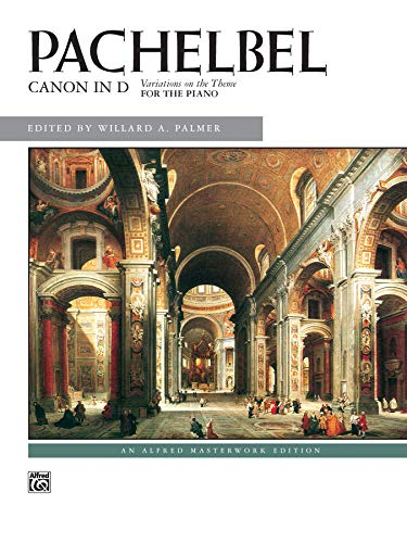 9780739011973: Canon in D: Sheet (Alfred Masterwork Edition)