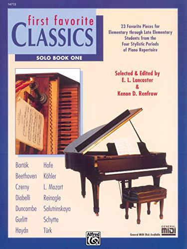 First Favorite Classics: Renfrow, Kenon (edt);