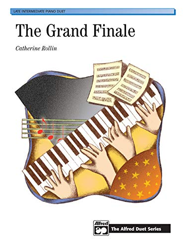 9780739013045: The Grand Finale: Late Intermediate Piano Duet (The Alfred Duet Series)