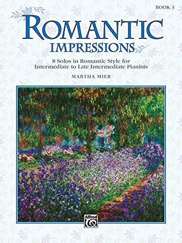 9780739013175: Romantic Impressions, Book 3