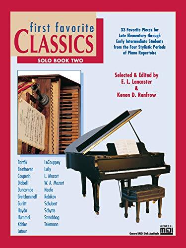 First Favorite Classics, Solo, Book 2, Alfred: Lancaster, E. L.