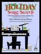 Holiday Song Search: Performance Pack, Score 10 Books (Paperback): Jay Althouse