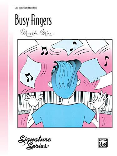9780739014950: Busy Fingers: Sheet