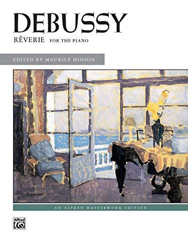 9780739015582: Rêverie: Sheet (Alfred Masterwork Edition)