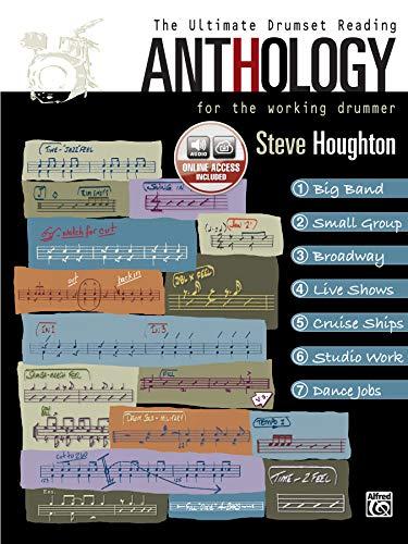 9780739016121: Ultimate Drumset Reading Anthology Bk/CD +CD