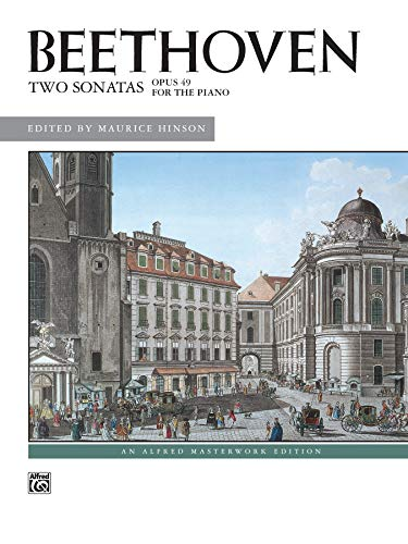 Two Sonatas Op.49 for the Piano: Beethoven, Ludwig Van