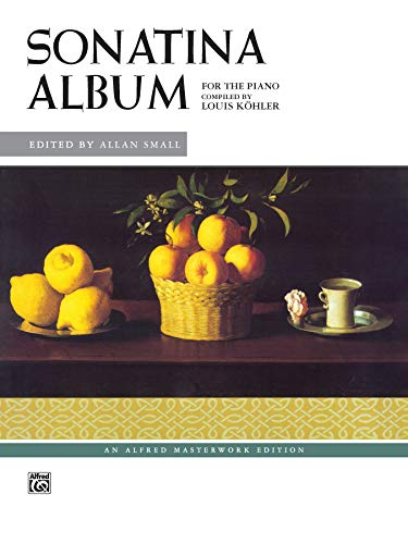 9780739016589: Sonatina Album: A Collection of Favorite Sonatinas, Rondos, and Other Pieces for the Piano