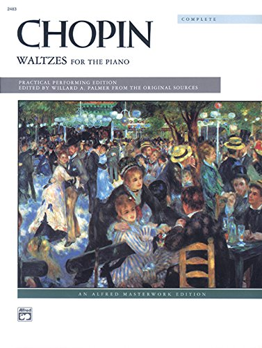 9780739016749: Chopin -- Waltzes (Complete) (Alfred Masterwork Editions)