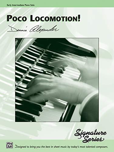 9780739016978: Poco Locomotion!: Sheet
