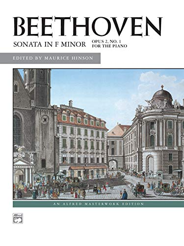 Sonata in F minor, Op. 2, No.: Beethoven, Ludwig Van