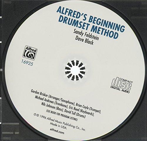 9780739017692: Alfred's Beginning Drumset Method (Alfred's Drumset Method)