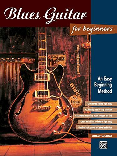 9780739017869: Blues Guitar for Beginners: An Easy Beginning Method