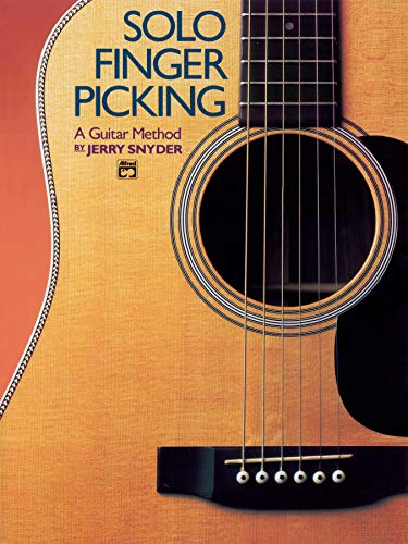 9780739018354: Solo Finger Picking: A Guitar Method