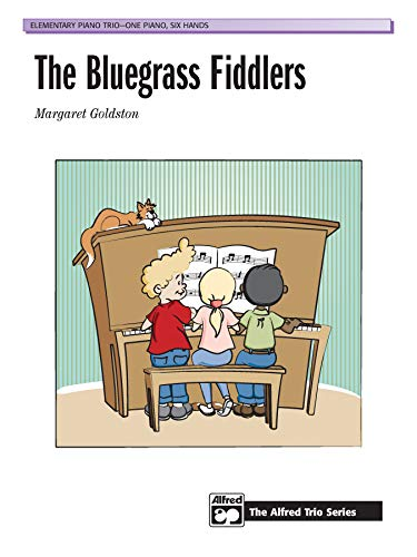 9780739018491: The Bluegrass Fiddlers: Sheet (Alfred Trio)