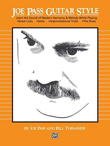 9780739018651: Joe Pass Guitar Style: Learn the Sound of Modern Harmony & Melody