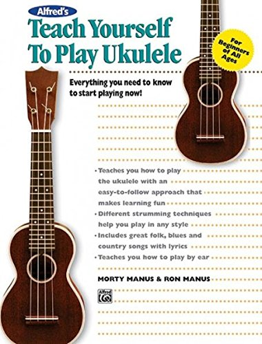 9780739018668: Teach Yourself to Play the Ukulele