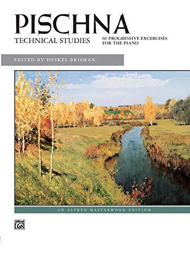 9780739019092: Pischna -- Technical Studies (Alfred Masterwork Edition)