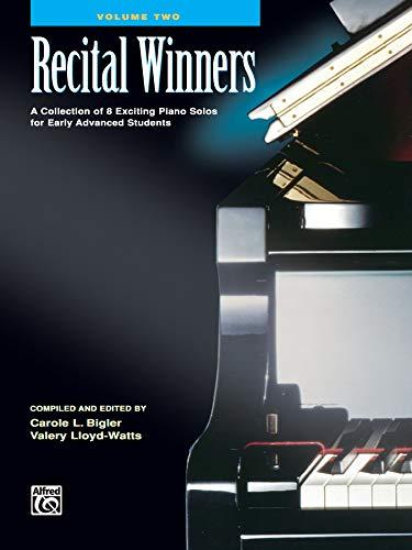 9780739019160: Recital Winners, Bk 2 (Alfred Masterwork Editions)