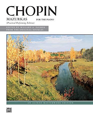 9780739019504: Chopin -- Mazurkas (Complete): Comb Bound Book (Alfred Masterwork Edition)