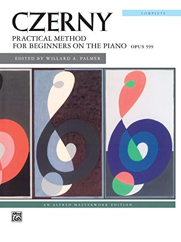 9780739019665: Practical Method for Beginners on the Piano, Op. 599