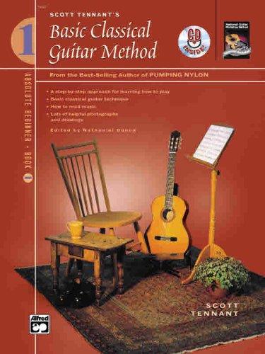 9780739019825: Basic Classical Guitar Method, Book 1