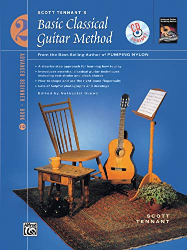 9780739019863: Scott Tennant's Basic Classical Guitar Method: 2