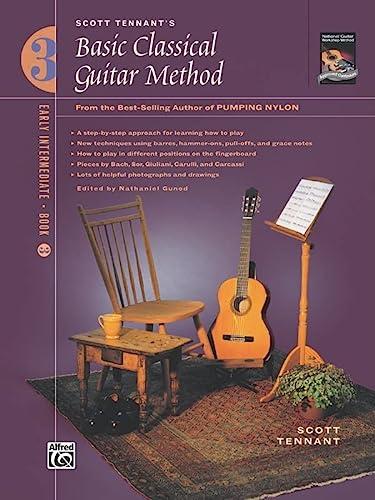 9780739019887: Scott Tennants Basic Classical Guitar Method