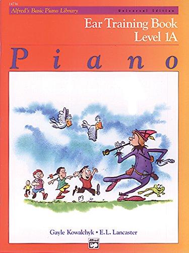 9780739020029: Piano: Ear Training Book, Level 1a