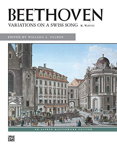 9780739020265: Variations on a Swiss Song: Sheet (Alfred Masterwork Edition)