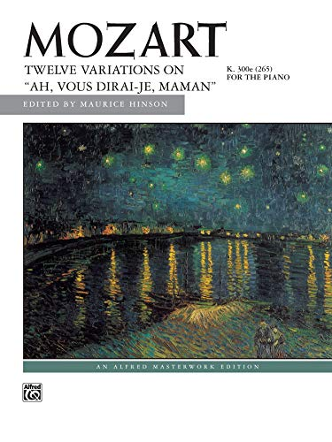 9780739020326: 12 Variations on