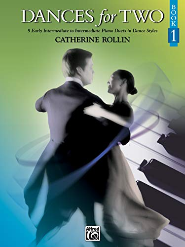 9780739020340: Dances for Two, Bk 1