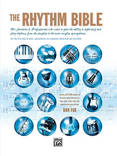 9780739020449: The Rhythm Bible