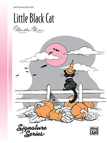 Little Black Cat: Sheet: Alfred Music