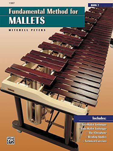 9780739020500: Fundamental Method for Mallets, Bk 2 (Comb Bound Book)