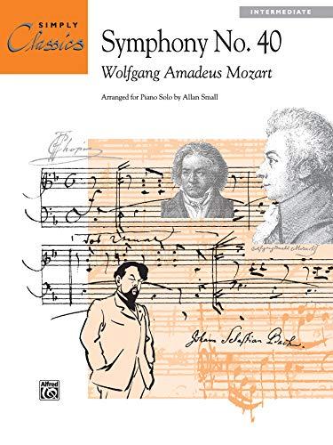 Opening Theme (Symphony No. 40): Sheet (Simply: Wolfgang Amadeus Mozart