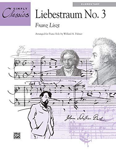 Liebestraum (Theme from No. 3): Sheet
