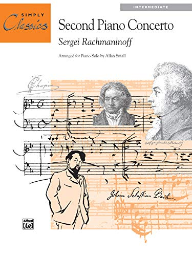 9780739021446: Piano Concerto No. 2 (Sheet) (Simply Classics Solos)