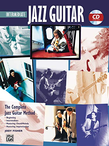 9780739021552: Complete Jazz Guitar Method: Intermediate Jazz Guitar, Book & CD (Complete Method)