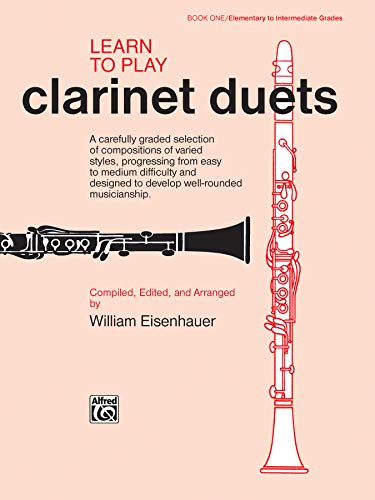 9780739022016: Learn to Play Clarinet Duets