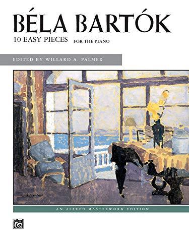 9780739022160: Bartok, 10 Easy Pieces: For the Piano