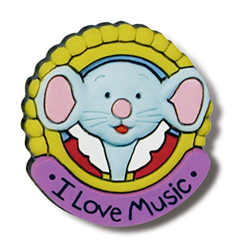 9780739022221: Music for Little Mozarts Mozart Mouse Pin