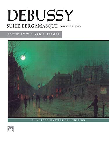 9780739022290: Suite Bergamasque for the Piano (Alfred Masterwork Editions)