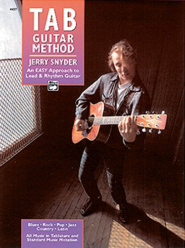 9780739022658: TAB Guitar Method: An Easy Approach to Lead & Rhythm Guitar