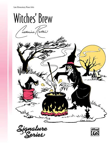 Witches' Brew: Sheet: Alfred Music