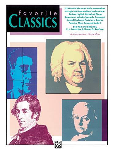 9780739022887: Favorite Classics, Bk 1: Accompaniment