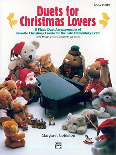 9780739022948: Duets for Christmas Lovers, Bk 3