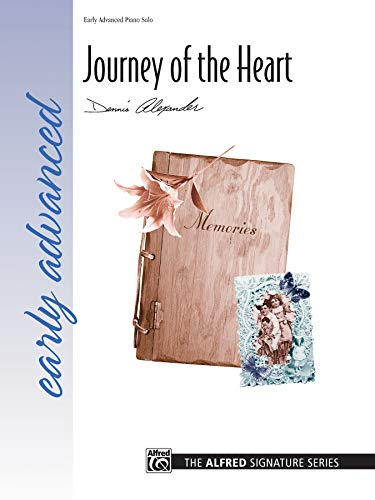 Journey of the Heart (Sheet) (Alfred Signature): Alexander, Dennis